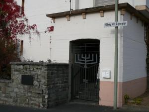 Eingang AMS