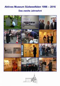 Titel und eine Collage von BIldern aus dem Aktiven Museum Südwestfalen