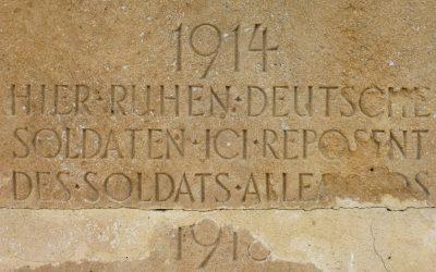 Jüdische Soldaten des Ersten Weltkriegs aus der Synagogengemeinde Siegen (2016)